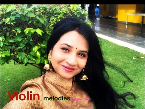 Violin Melodies played live by Vaadini - from the heart strings presented by Violin Padma