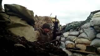 Боевые действия в Донбассе: боец ВСУ получил ранение под Авдеевкой