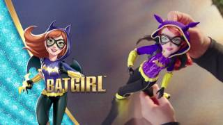 DC SUPER HERO GIRLS ΚΟΥΚΛΕΣ