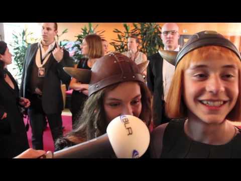 """Premiere """"Wickie auf großer Fahrt"""" in München, mathäser Kino am 25.09.2011"""