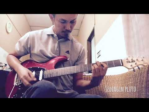 Sedingin Pluto guitar cover
