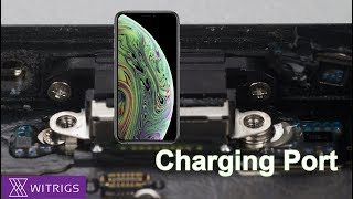 iPhone XS Charging Port Replacement - Tutorial