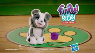 furReal Ricky, the Trick-Lovin' Interactive Plush Pet