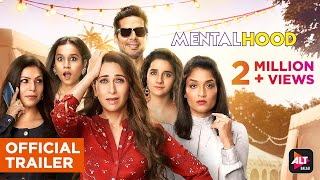 Mentalhood | Official Trailer | Streaming 11th March | ALTBalaji