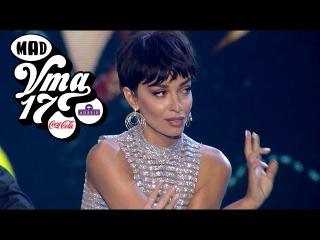 Ελένη Φουρέιρα - Το Κάτι Που Έχεις   Μad VMA 2017 by Coca-Cola & Aussie