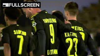 Andriy Yarmolenko 1ts match in 2018 ★ Away ★ Skills ★ 06/01/2018 ᴴᴰ