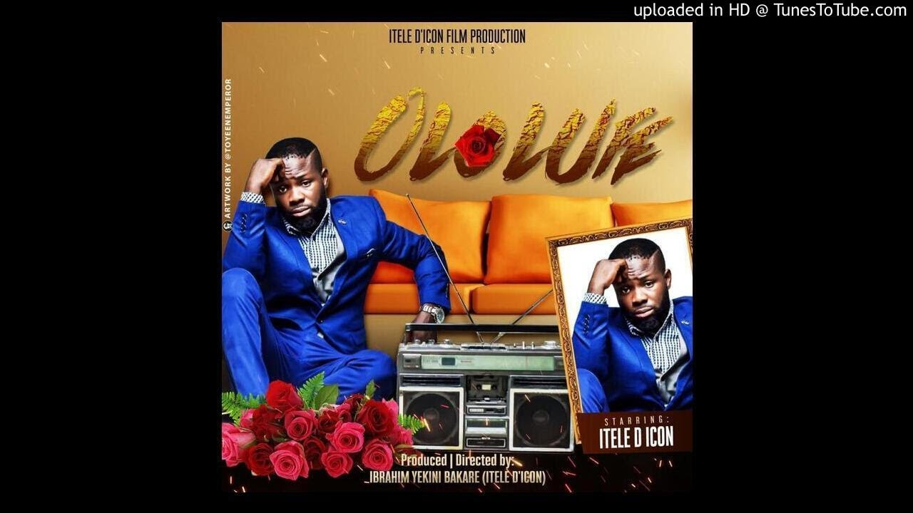 Download Itele D'Icon - Ololufe (OFFICIAL AUDIO)