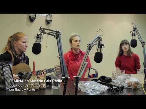 "Femina en Materia Gris Radio! - ""ARRIBA"""