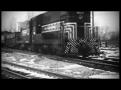Three Giant Steps (1950s) New York Central