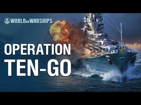 Operation Ten-Go: Yamato's Final Mission | World Of Warships