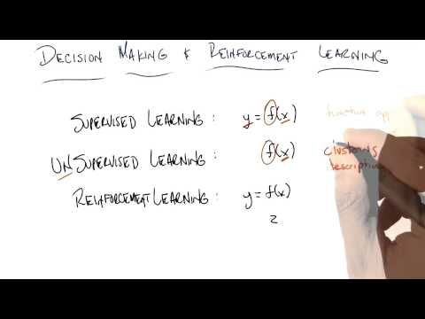 Decision Making and Reinforcement Learning - Georgia Tech - Machine Learning