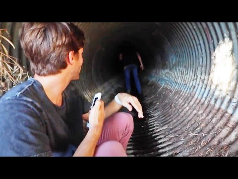 "WE FOUND THE ""IT"" TUNNEL *WE WENT IN!"