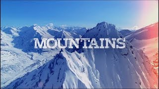 Дикая природа Америки: Горы