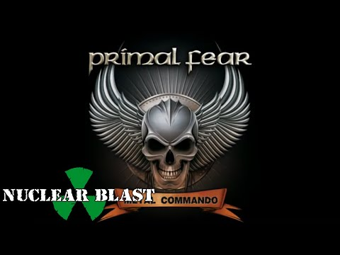 PRIMAL FEAR - Metal Commando: The Recordings (OFFICIAL TRAILER)