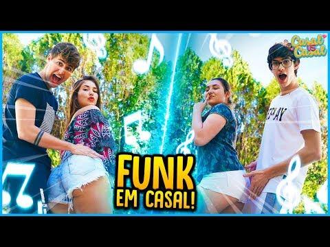 CASAL VS CASAL: MELHOR FUNK EM CASAL!! [ REZENDE EVIL ] thumbnail