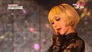150128 AOA   Miniskirt 짧은 치마 & Like A Cat 사뿐사뿐 @ 4th Gaon Chart K Pop Awards