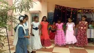 Republic day speech by Nuzvid balayogi gurukulam students