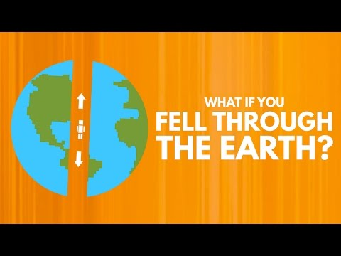Thumbnail: How Long Would It Take To Fall Through The Earth?