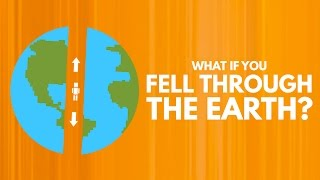 How Long Would It Take To Fall Through The Ea...