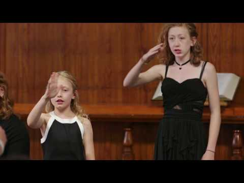 2016 Opera Children Chorus