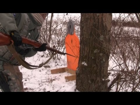 Mosin Run and Gun 2013: Mosin Nagant 7.62X54R (Part II)