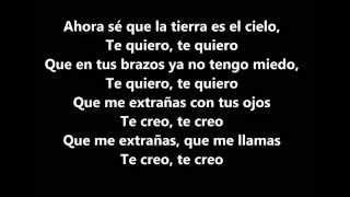 Violetta - Te Creo piano karaoke