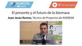 Protagonistas Caloryfrio: Expobiomasa 2019 | Juan Jesús Ramos