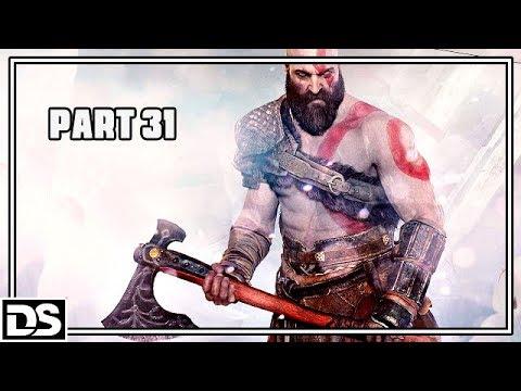 God of War PS4 Gameplay German #31 - Midgard Erkundungstour - Let's Play God of War 4 Deutsch