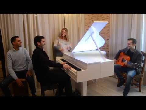 Cover La Bella y Bestia son|(Rumba Piano Diego Valdivia)