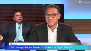 Fraude fiscale de Carlos Ghosn : l'action Renault à acheter ou à vendre? Conseils d'Eric Lewin
