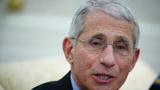 Dr. Anthony Fauci is interviewed by Reuters