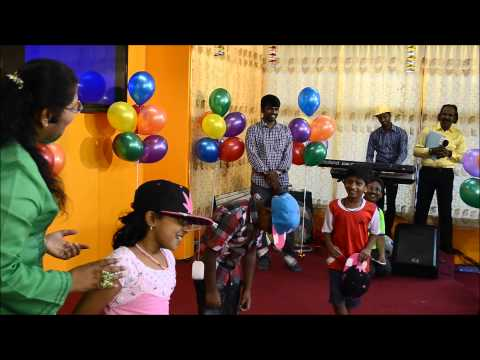 El-Shaddai Ministries Singapore - Children's Day Celebration
