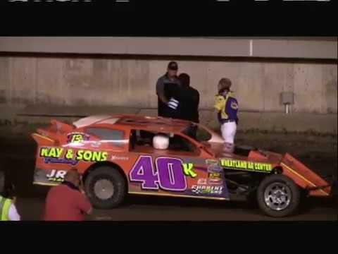 Davenport Speedway -  Sport Mod - 7/5/13