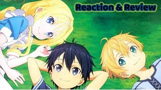 Sword Art Online: Alicization (ソードアート・オンライン アリシゼーション) Episode 24 Reaction & Review