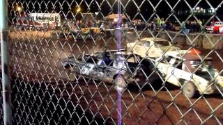 Strut Your Stuff Demolition Derby 2015: 8 Cylinder