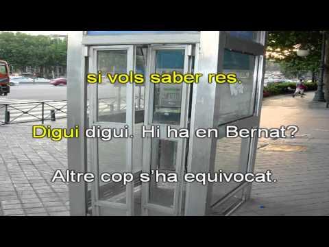 LES CABINES DE TELÈFON