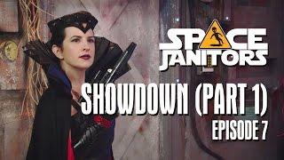Showdown (Part 1)  - Space Janitors Season 3 Ep. 7