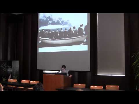 """Neyran Turan - """"Resources Geographies in the Imagination"""""""