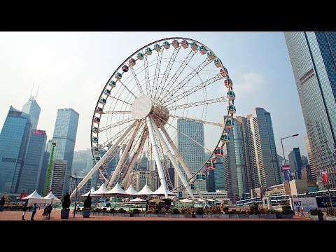 Ferris Wheel cabine - Hong Kong - China (2014)
