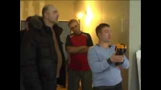 видео Фото обследований тепловизором деревянного частного дома