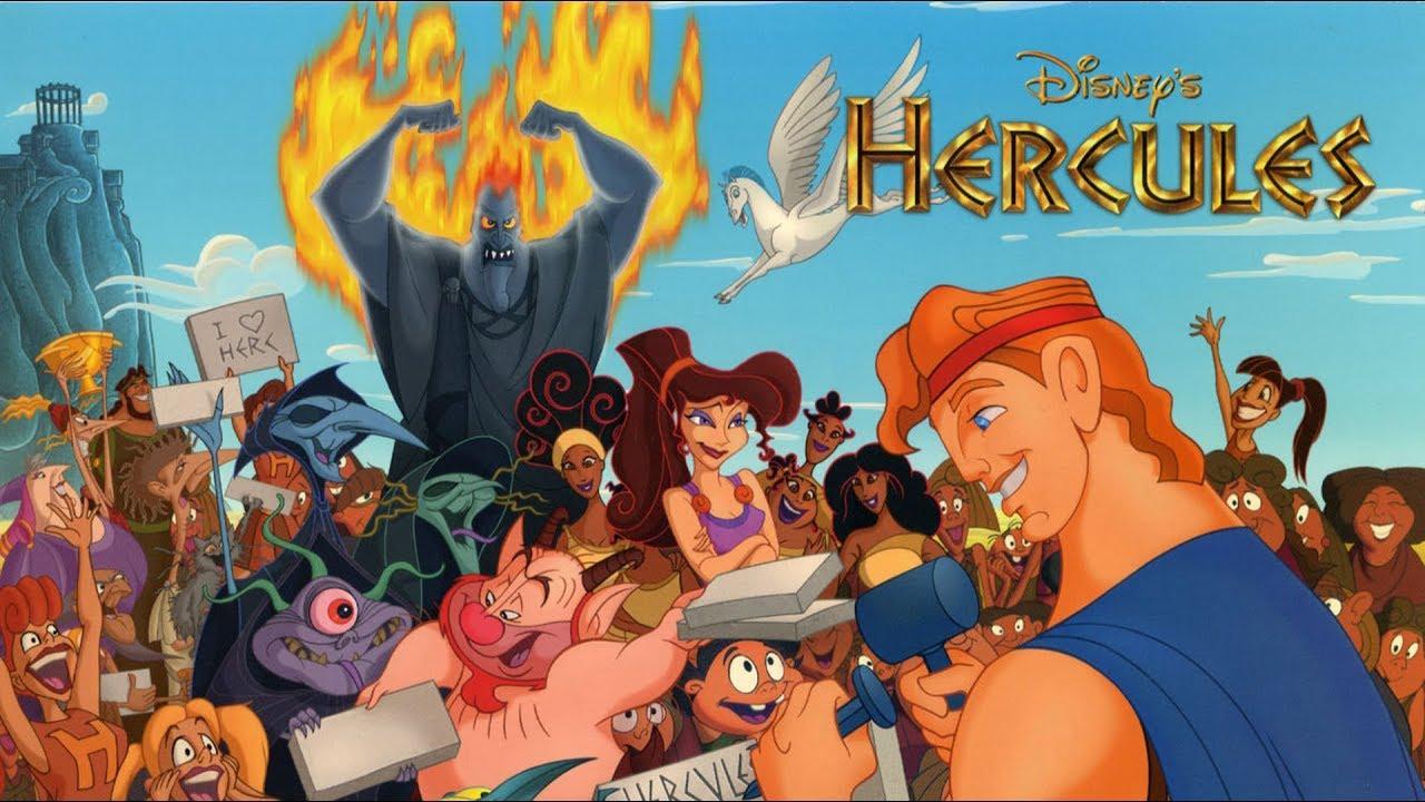 HÉRCULES Disney - Vídeos de Juegos de Caricaturas y Dibujos Animados ...