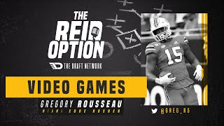 How Madden Convinced Gregory Rousseau to Play Football