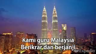 Gambar cover LAGU TEMA HARI GURU : KAMI GURU MALAYSIA