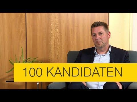 100 kandidaten: Kris Poelaert (CD&V)