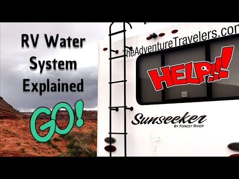 RV Water System Explained