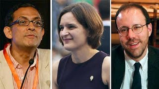 Nobel Prize For Indian Economist Abhijit Banerjee For The Year 2019