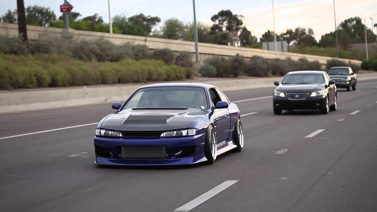 Nissan S14 1jz Need I Say More