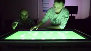 Интерактивный сенсорный стол TigraKids(, 2016-11-30T07:37:11.000Z)