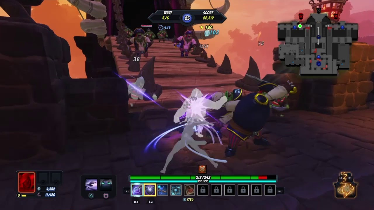 orcs must die unchained how to 5 star weekly challange