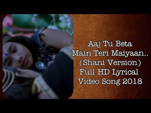 Lagu Tidur (shani) Serial India Terbaru 2018